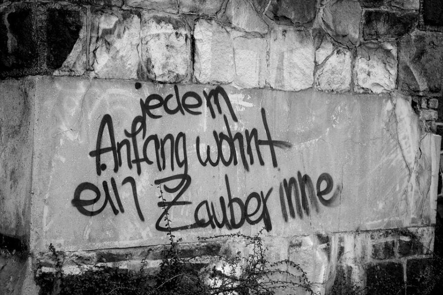 graffiti-bild